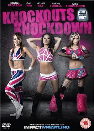 Rent TNA Wrestling: One Night Only: Knockout Knockdown Online DVD Rental
