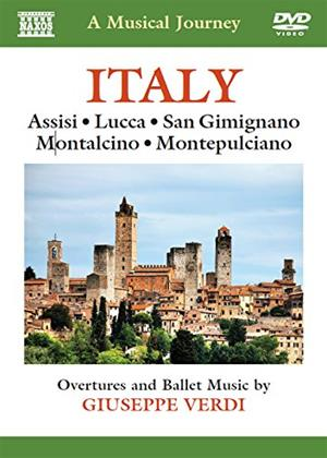 Rent A Musical Journey: Italy (aka A Musical Journey: Italy: Assisi, Lucca, San Gimignano Montalcino, Montepulciano) Online DVD Rental