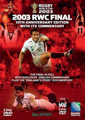 Rent Rugby World Cup Final: 2003 Online DVD Rental