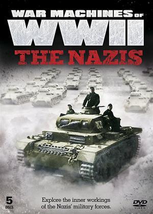 Rent War Machines of WWII: The Nazis Online DVD Rental