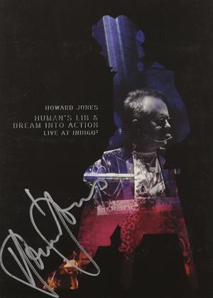 Rent Howard Jones: Human's Lib / Dream Into Action: Live at Indigo 2 Online DVD Rental
