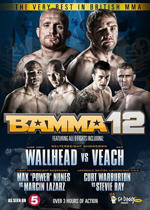 Rent The Very Best in British MMA: BAMMA 12 Online DVD Rental