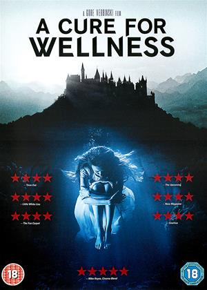 A Cure for Wellness Online DVD Rental