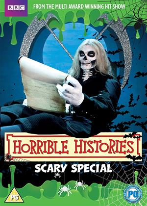 Rent Horrible Histories: Scary Special Online DVD Rental
