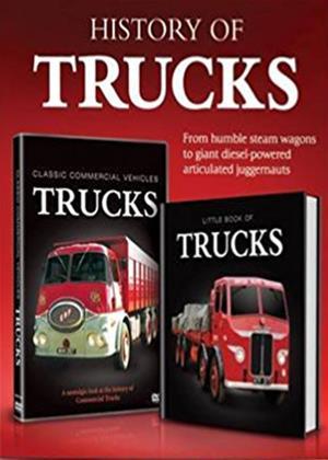 Rent History of Trucks Online DVD Rental