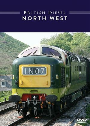 Rent British Diesel Trains: The North West Online DVD Rental