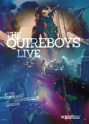 Rent The Quireboys: Live at the Town and Country Club Online DVD Rental