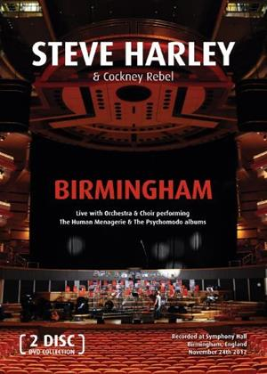 Rent Steve Harvey: Birmingham Live with Orchestra and Choir Online DVD Rental
