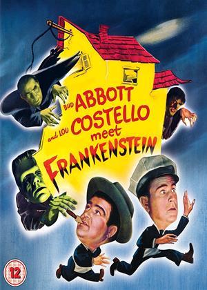 Abbott and Costello Meet Frankenstein Online DVD Rental