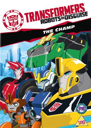 Rent Transformers: Robots in Disguise: The Champ Online DVD Rental