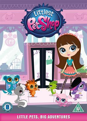 Rent Littlest Pet Shop: Little Pets Big Adventures Online DVD Rental