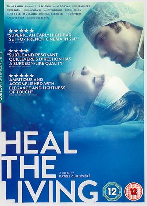 Rent Heal the Living (aka Réparer les vivants) Online DVD & Blu-ray Rental