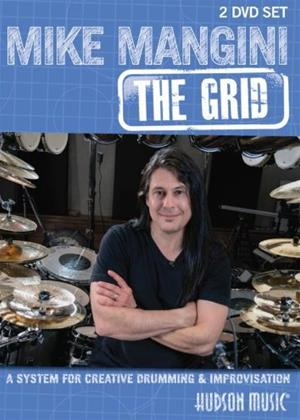 Rent Mike Mangini: The Grid (aka Mike Mangini: The Grid: A System for Creative Drumming and Improvisation) Online DVD & Blu-ray Rental