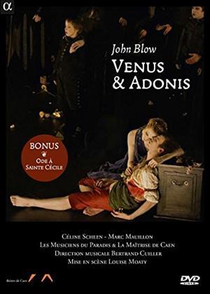 Rent Venus and Adonis: Les Musiciens Du Paradis (Bertrand Cuiller) Online DVD Rental