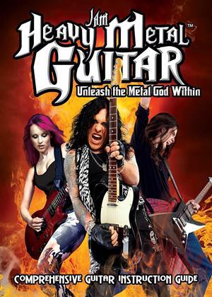 Rent Jam Heavy Metal Guitar: Unleash the Metal God Within Online DVD Rental