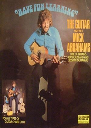 Rent The Guitar with Mick Abrahams Online DVD Rental