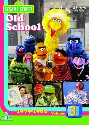 Rent Sesame Street: Old School: Vol.3 Online DVD Rental