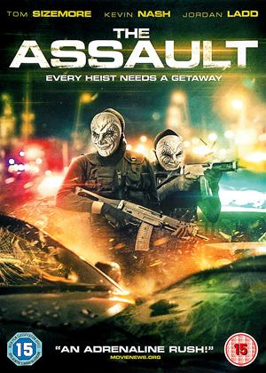 Rent The Assault (aka Blue Line) Online DVD Rental