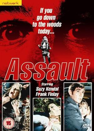 Rent Assault (aka In the Devil's Garden) Online DVD Rental