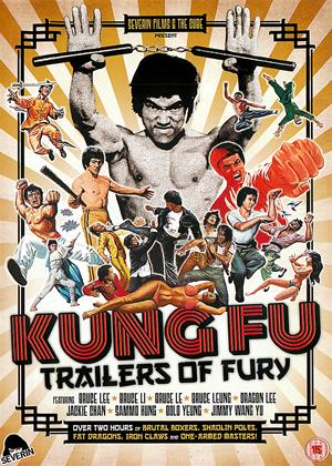 Rent Kung Fu: Trailers of Fury Online DVD Rental