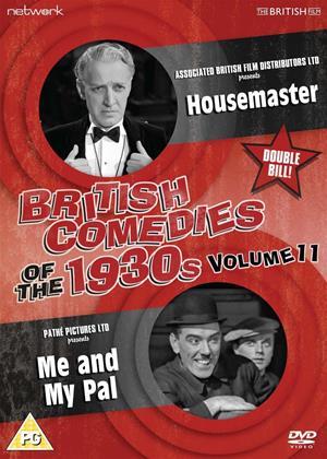 Rent British Comedies of the 1930s: Vol.11 Online DVD Rental