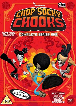 Rent Chop Socky Chooks: Series 1 Online DVD Rental