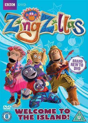 Rent Zingzillas: Welcome to the Island Online DVD Rental