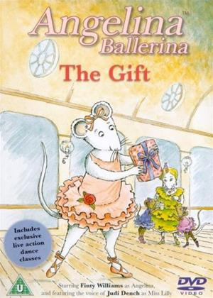 Rent Angelina Ballerina: The Gift Online DVD Rental
