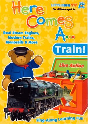 Rent Here Comes a Train Online DVD Rental