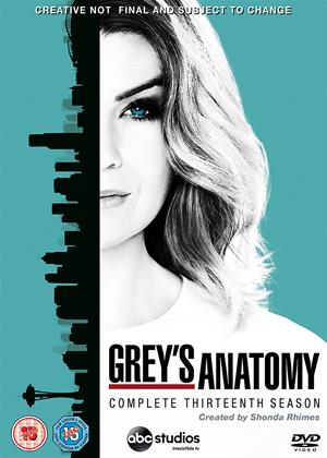 Rent Grey's Anatomy: Series 13 Online DVD Rental
