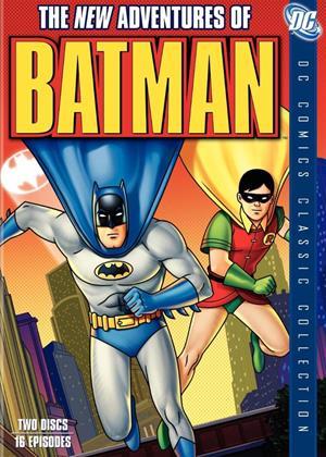 Rent The New Adventures of Batman (aka The Batman/Tarzan Adventure Hour) Online DVD Rental