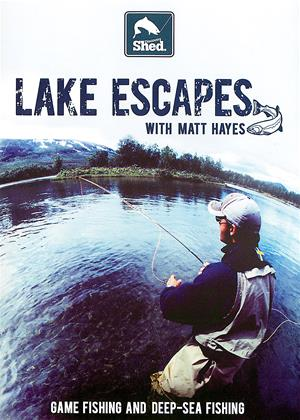 Rent Lake Escapes with Matt Hayes (aka Matt Hayes: Lake Escapes: Game and Deep Sea Fishing) Online DVD Rental