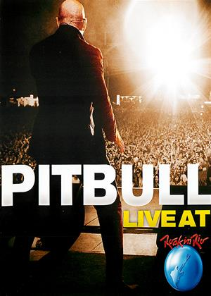 Rent Pitbull: Live at Rock in Rio Online DVD Rental