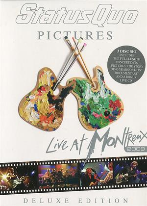 Rent Status Quo: Pictures: Live at Montreux 2009 Online DVD & Blu-ray Rental
