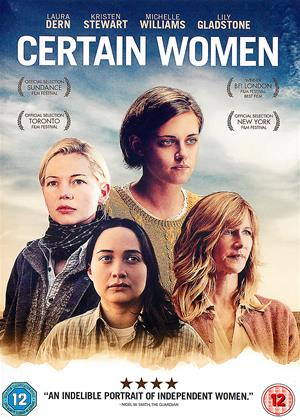 Rent Certain Women (aka Untitled Kelly Reichardt Project / Livingston) Online DVD & Blu-ray Rental