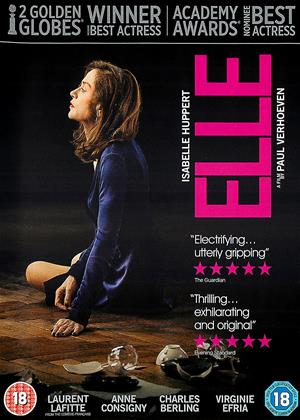 Rent Elle (aka Oh!) Online DVD Rental
