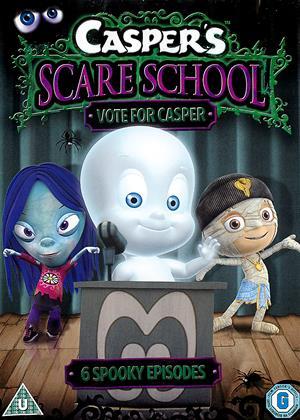 Rent Casper's Scare School: Vote for Casper Online DVD Rental
