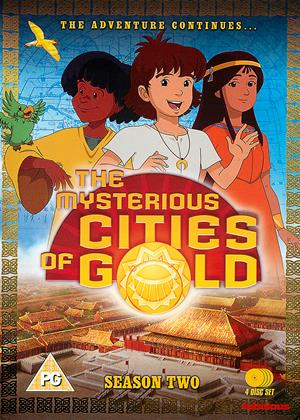 Rent The Mysterious Cities of Gold: Series 2 (aka Les mystérieuses cités d'or) Online DVD Rental