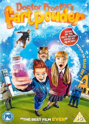 Rent Doctor Proctor's Fart Powder (aka Doktor Proktors Prompepulver) Online DVD & Blu-ray Rental
