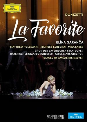Rent La Favorite: Bayerisches Staatsoper (Karel Mark Chichon) Online DVD Rental