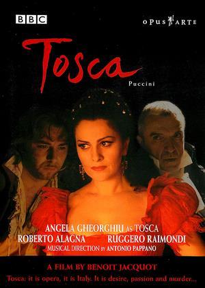 Rent Giacomo Puccini: Tosca: The Royal Opera House (Antonio Pappano) Online DVD & Blu-ray Rental