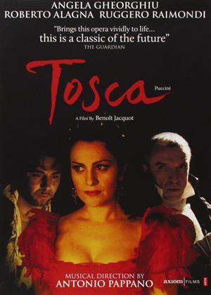 Rent Tosca: Royal Opera House (Antonio Pappano) Online DVD Rental