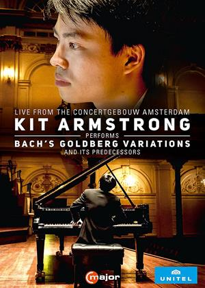 Rent Kit Armstrong Performs Bach's Goldberg Variations Online DVD Rental