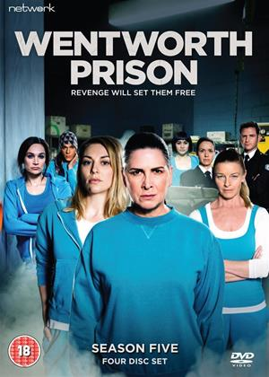 Rent Wentworth Prison: Series 5 Online DVD Rental