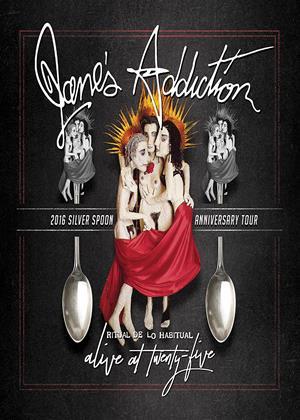 Rent Jane's Addiction: Alive at Twenty-Five Online DVD Rental