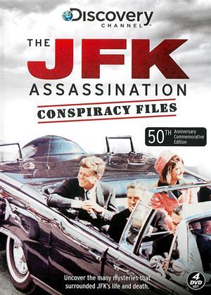 Rent The JFK Assassination: Conspiracy Files (aka The JFK Assassination: 50th Anniversary Edition) Online DVD & Blu-ray Rental
