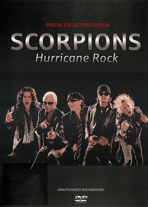 Rent Scorpions: Hurricane Rock Online DVD Rental