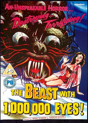 Rent The Beast with 1,000,000 Eyes! (aka The Beast with a Million Eyes) Online DVD Rental
