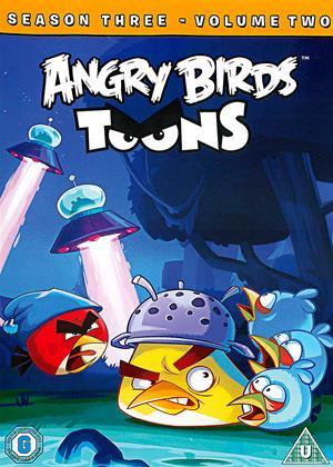 Rent Angry Birds Toons: Series 3: Vol.2 Online DVD & Blu-ray Rental