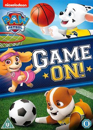 Rent Paw Patrol: Game On! Online DVD Rental